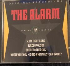 The Alarm - The Alarm - The Alarm CD Original Big Country