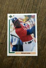 1991 Upper Deck #SP1 MICHAEL JORDAN  Chicago White Sox Baseball