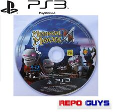 PS3 MEDIEVAL MOVES for PlayStation3 :DISC ONLY