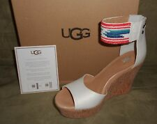 UGG WOMAN'S JACINDA SERAPE BEAD SANDALS WWL SIZE 11 NEW IN BOX