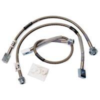 Brake Hydraulic Hose Kit-Street Legal Front Rear Russell 672370