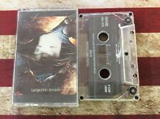 Tangerine Dream - Atem ( Cassette, Relativity, 1985) Tested! Works!