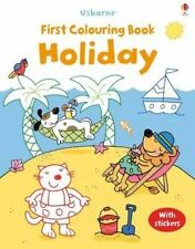 First Colouring Book Holiday (First Colouring Books), Excellent Condition Book,