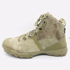 Under Armour Infil GORE-TEX Tactical Boots Desert Sand Mens Size:8 1261918-290