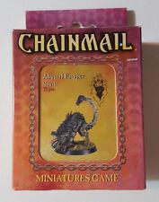 WOTC Dungeons & Dragons Chainmail Naresh - Abyssal Ravager (METAL OOP MIB)