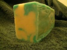 Handmade Soap Loaf - Eucalyptus Thyme Shea Butter ~ 2lb Vegan