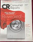Consumer Reports Back Issue August 2019 Most Reliable Appliances! Free Shipping! photo