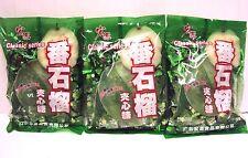 Lot 3 Bag Classic Series Chinese Guava Hard Candy 36.9oz/1050g Hong Yuan