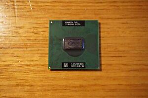 Intel Centrino Mobile CPU, 1.73 GHz 2M 533 FSB ~ RH80536 740 7510A846 SL7SA