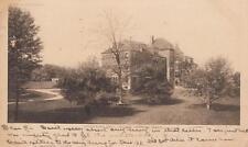 Antique POSTCARD c1907 Crossley Hall MOUNT HERMON, MA 18538