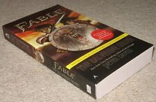 Fable: The Balverine Order BOOK by Peter David (Xbox/360/One/X) i ii iii 1 2 3