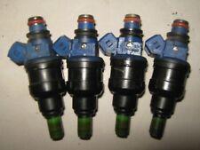 1994-1998 galant dsm fuel injectors HONDA 275CC STOCK OEM MITSUBISHI CIVIC