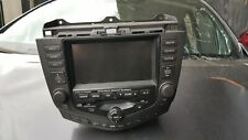 Honda Accord MK7 2004-2008 Cd Player Sat Nav Navigation 39050-SEF-E450