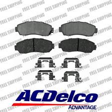 ACDelco 14D787CH Advantage Ceramic Front Disc Brake Pad Set