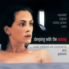 SLEEPING WITH THE ENEMY Jerry Goldsmith EXPANDED LIMITD 3500 COPY PRESSING SEALD