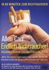 ALLEN CARR - DVD - ENDLICH NICHTRAUCHER