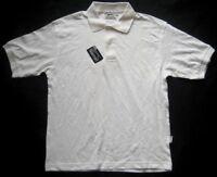 SLAZENGER Herren Poloshirt in Weiß ohne Motiv Gr. S