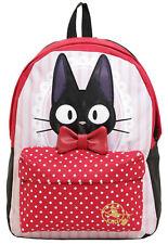 Studio Ghibli Kiki's Delivery Service Jiji BACKPACK New DISNEY Back to School