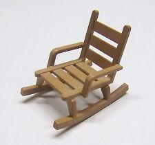 PLAYMOBIL (B4215) WESTERN - Rocking Chair Marron Clair