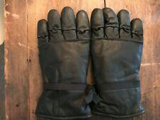Nationwide Glove Co Intermediate Cold/Wet Black Gloves Size 6 XXL