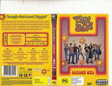 That 70's Show-1998/06-TV Series USA-[Season One-4 Disc Set]-DVD