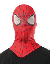 Spider-Man Mask, Mens The Amazing Spider-Man Costume Accessory