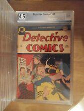 detective comics 107. pgx 4.5 not cgc