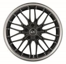 BARRACUDA VOLTEC T6 SUV higloss-black/inox-lip CERCHIONE 9x20 - 20 pollici