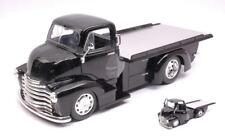 Chevy Coe 1952 Gloss Black 'JUST TRUCKS' 1:24 Model JADA TOYS