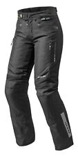 Rev'it Neptune GTX Ladies Black Gore-Tex Motorcycle Trousers NEW RRP £339.99
