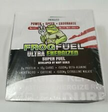 Frog Fuel Ultra Energized Power Speed Endurance 24 - 1.2oz shots FREE SHIP