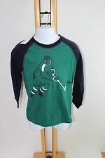 Gymboree Boys Hockey Player Shirt Top  Size 5 NWT NEW Green Long Sleeve