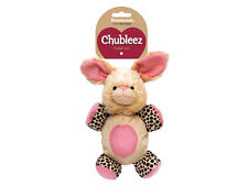 Rosewood Rebecca Rabbit Dog Toy | Plush Cuddly Squeaky Puppy Soft Pink Pet New