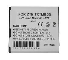 NEW BATTERY FOR ZTE A410 TXTM8 3G/A410/A415/MEMO CRICKET PCD CALCOMP