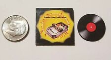 "Dollhouse Miniature Album 1"" 1/12 scale Barbie Action Beastie Boys Hello Nasty"