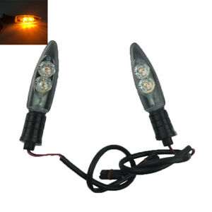 For BMW F650 F700GS F800GT F800 GS Adventure Front LED Turn Signal Light Blinker