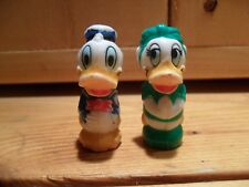 Vintage Donald & Daisy Figures Disneyland Train Playset Replacement Characters