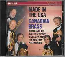 CD ALBUM CANADIAN BRASS *MADE IN THE USA*