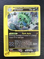 POKEMON - Tyranitar 29/165 - Holo - Expedition - ENGLISH #NSF3