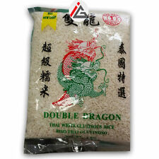 Double Dragon - Thai White Glutinous Rice - 1KG