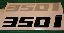 TVR 350i LOGO - WEDGE DECAL STICKER