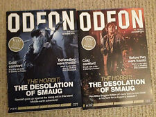 Odeon Magazine The Hobbit: Desolation of Smaug Richard Armitage Martin Freeman
