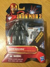 Iron Man 2 Movie Series War Machine Action Figure
