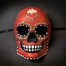 Day of the Dead Mask - Dia de los Muertos Masquerade Mask for Men M3174N