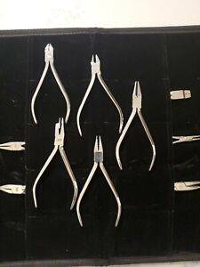 Unitek Prestige Series 3M Orthodonic Instruments 18 pcs