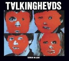Talking Heads Remain in Light 180g Vinyl LP 2013 & Rhino