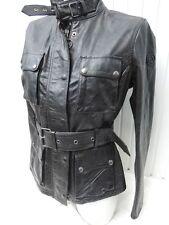 BELSTAFF Triumph Jacke Antique black  NEUES MODELL OVP1295,-