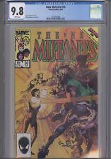 New Mutants #30 CGC 9.8 Marvel 1985 Comic Chris Claremont: NEW Frame