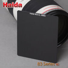 Haida 84mm x 95mm ND 3.0 1000x 10 Stop Glass Neutral Density Filter Fit Cokin P