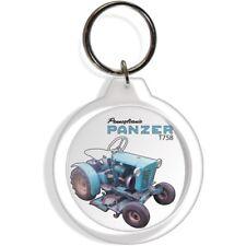 PENNSYLVANIA T758 PANZER GARDEN FARM TRACTOR KEYCHAIN KEYRING FOB HOLDER HOOK